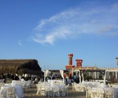 Castello Miramare - Location per ricevimenti di nozze a Roma
