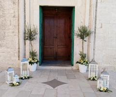 Exclusive Puglia Weddings - L'ingesso della chiesa