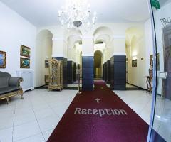 Grand Hotel Capodimonte -  L'Ingresso dell'hotel