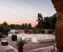 Masseria San Lorenzo -Allestimento country chic