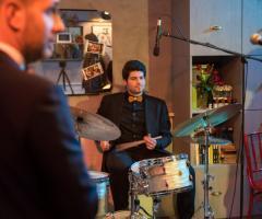 The SwingBeaters - Alle percussioni