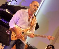 Egidio Maggio alla chitarra