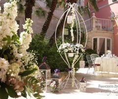 Villa Ciardi - Decorazioni floreali