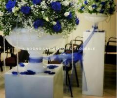 Il Sogno - Laboratorio Floreale - Decorazioni floreali per ogni evento