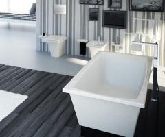 Desidea Arredamenti - Vasca da bagno Flat