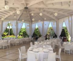 Villa Reale Ricevimenti - White Roof Garden