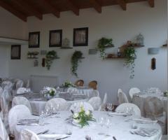Borgo La Fratta - Allestimento elegante per le nozze