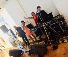 Gruppo Taeda Band per matrimoni - Il quartetto musicale per la festa di nozze
