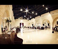 Ricevimento di nozze a Torre Giulia