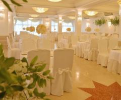 Royal Vesuvio - Sala 'shabby chic' per matrimoni