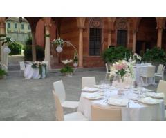 Palazzo Trocchi - La raffinatezza dei particolari per il matrimonio