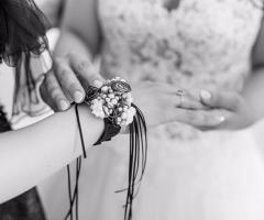Francesco Caroli - Dettagli di nozze