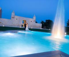 Relais il Santissimo -  Le foto in piscina