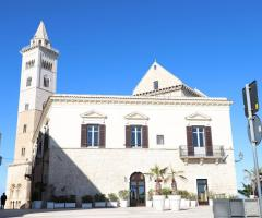 Palazzo Filisio Hotel Regia Restaurant - Una vista frontale della location