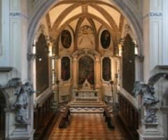 Chiesa per la celebrazione delle nozze