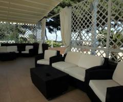 Virgilio Club - Zona relax per gli sposi e gli invitati