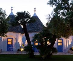 Villa Cenci - I trulli