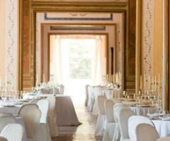 Villa Boscogrande - Sala interna per il matrimonio a Palermo