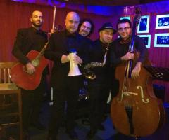 Lello Scazzariello and Swingers & Dixie Band - La musica per le nozze in Puglia