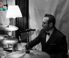 Chicky Mo Swing Band - Le percussioni della band