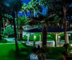 Villa Althea Ricevimenti - Gli ambienti esterni