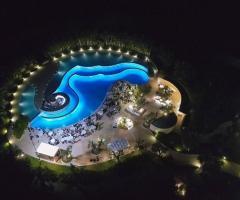 Borgo Ducale Brindisi - Vista notturna