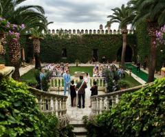 Exclusive Puglia Weddings - Il rito civile in giardino