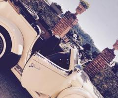My White Carpet - L'auto d'epoca per gli sposi