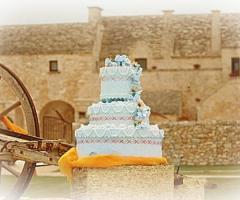 Masseria Bonelli - Torta nuziale