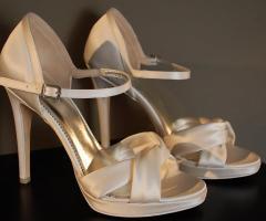 Scarpe per la sposa in Puglia