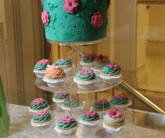 Torta nuziale e mini cakes