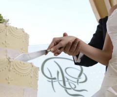 Grand Hotel Parker's - Il taglio della torta nuziale