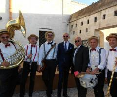 Lello Scazzariello and Swingers & Dixie Band - Foto ricordo della band