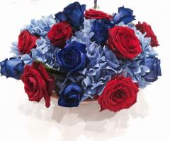 Insolito Fiori - Centrotavola con le rose