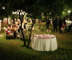 La Terra degli Aranci - Matrimonio in giardino