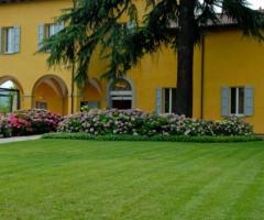 Villa Aretusi - Giardino della location di matrimonio