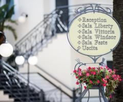 Il Vittoriano Ricevimenti - Le sale per il ricevimento di nozze