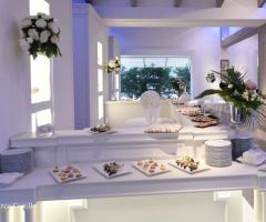 Villa Althea Ricevimenti - L'angolo per il buffet