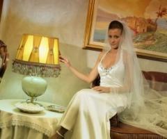 Foto in stile classico della sposa