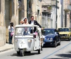 Fotografia in stile reportage per il matrimonio a Bari