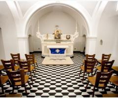 Chiesa per la celebrazione del rito di matrimonio