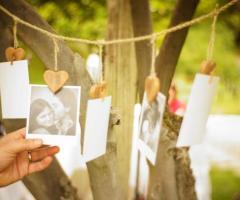 La Terra degli Aranci - Cartoline con le foto degli sposi