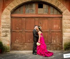 Fotografo matrimonio montecarlo Qualcosa di Blu