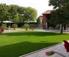 La Corte del Belo - Il giardino della location
