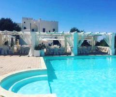 Masseria Santa Teresa - Dal bordo piscina
