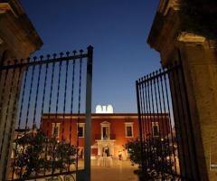 Masseria Cariello Nuovo - Il cancello di ingresso della location