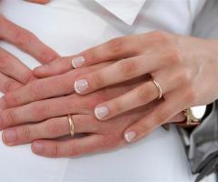 Animazione matrimoni - La felicità degli sposi