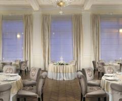 Le Rose di Zucchero Filato -  Allestimento al Grand hotel