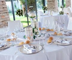 Tenuta Moreno - Tavoli rotondi per il matrimonio
