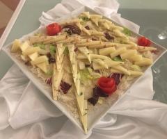Grand Hotel Vigna Nocelli Ricevimenti - I formaggi tipici